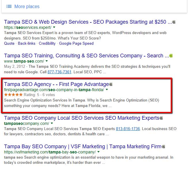 Tampa SEO Agency -